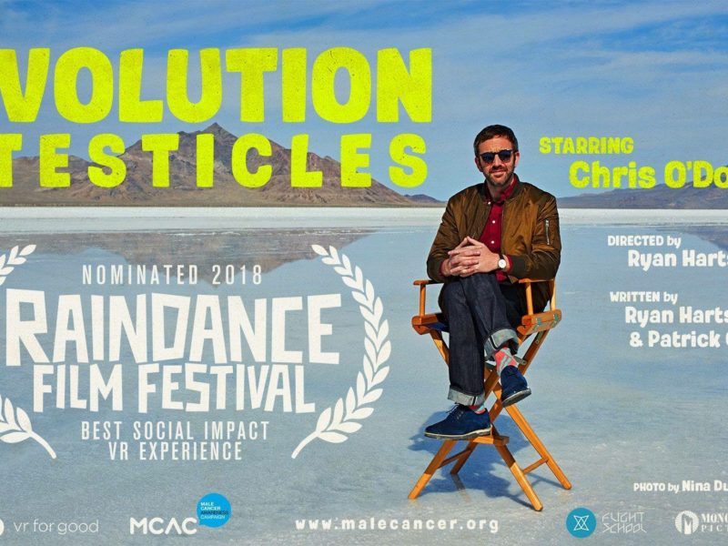 London's Raindance film festival selection